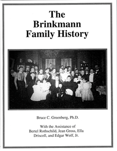 The Brinkmann Family History